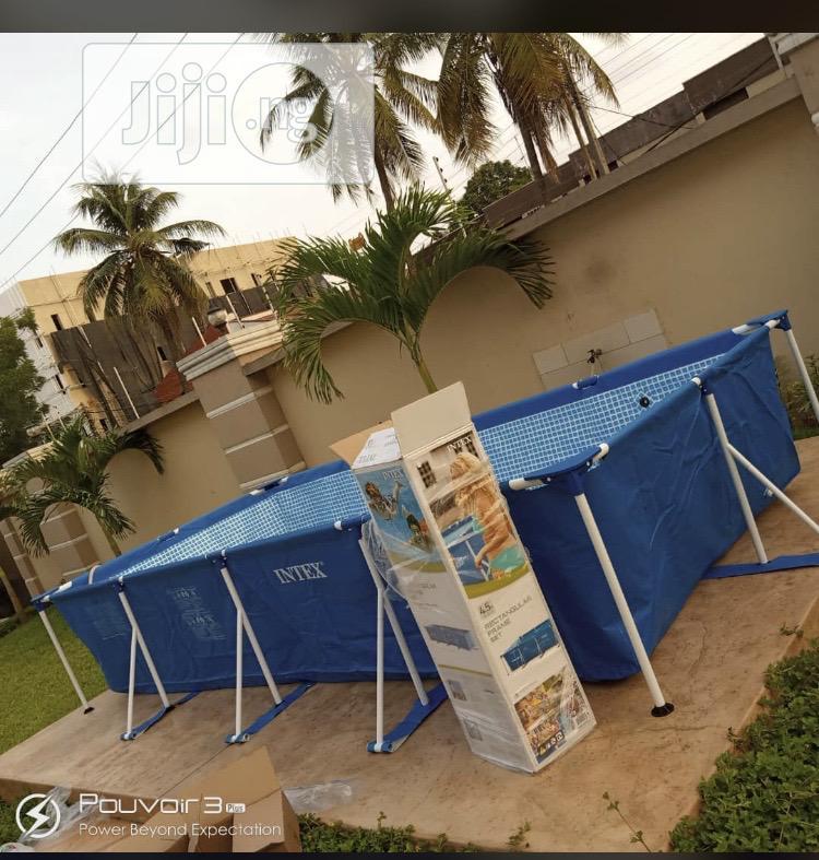 Intex 15ft Swimming Pool