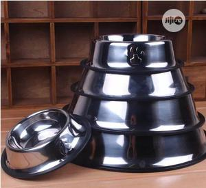 Dog Feeding Bowl | Pet's Accessories for sale in Lagos State, Agege
