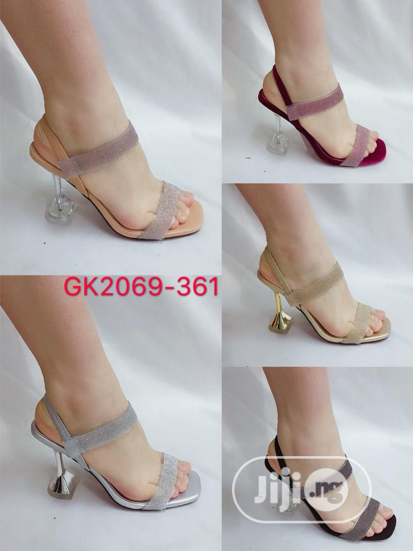 New Quality Female Heel Shoes | Shoes for sale in Ikeja, Lagos State, Nigeria