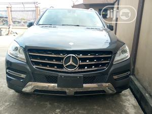 Mercedes-Benz M Class 2014 Gray | Cars for sale in Lagos State, Amuwo-Odofin