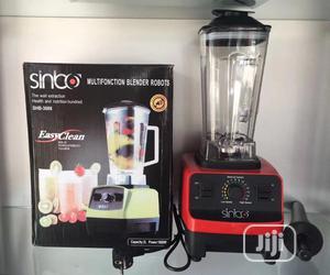 3000w Sinbo Commercial Blender   Kitchen Appliances for sale in Lagos State, Lagos Island (Eko)