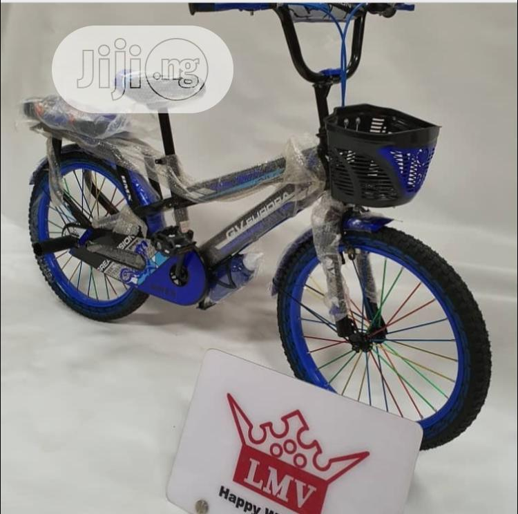 Gv Size 20 Bicycle From 7 -15