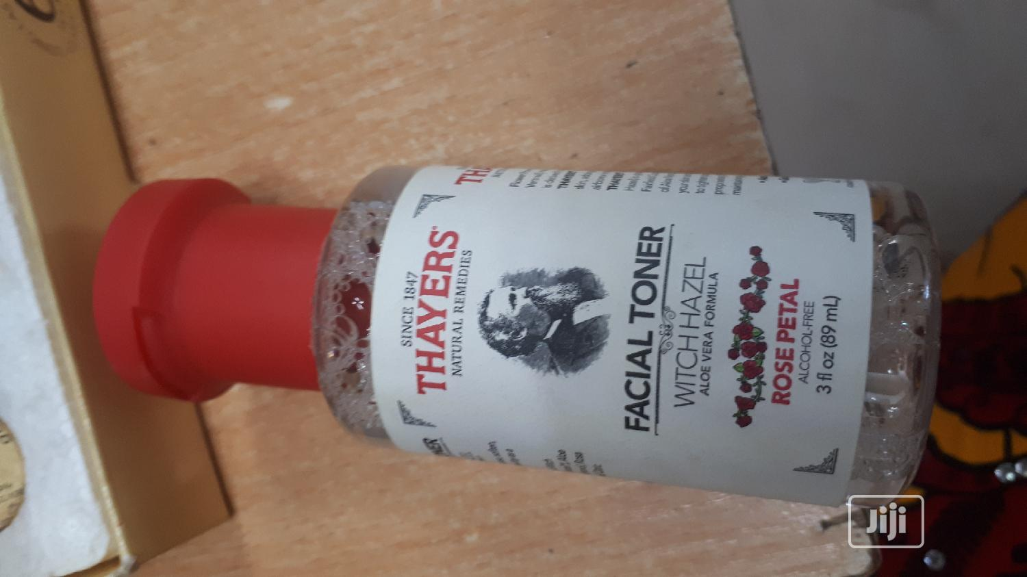 Archive: Thayers Facial Toner