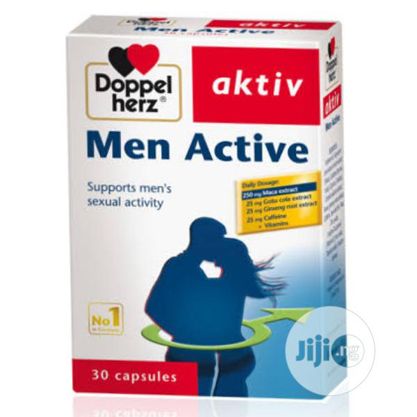 DOPPEL HERZ - MEN'S ACTIVE ( Fertility, Intimacy & Reproduce   Sexual Wellness for sale in Apapa, Lagos State, Nigeria