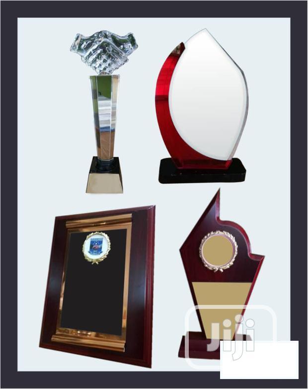 Award Plaques Branding