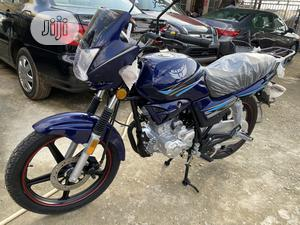 New Custom Built Motorcycles 2019 Blue   Motorcycles & Scooters for sale in Lagos State, Ikeja
