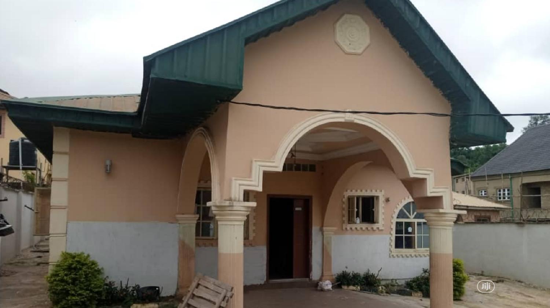 3 Bedroom Bungalow With R P Bq at Sunshine Ologuneru Ibadan
