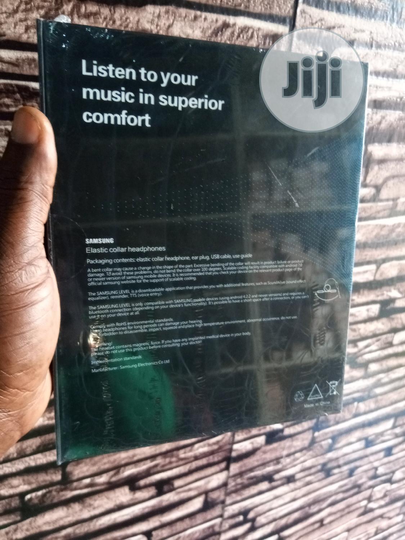 Samsung U-flex Bluetobluetoot Headset | Headphones for sale in Ikeja, Lagos State, Nigeria