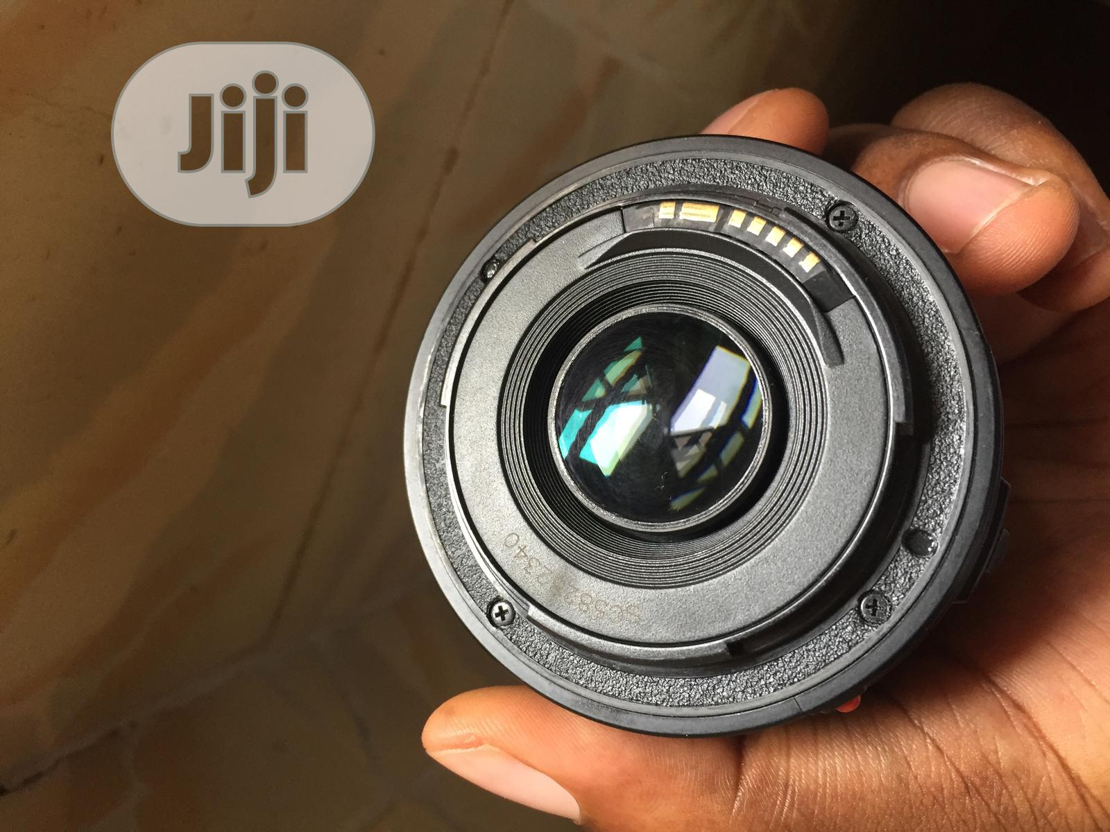 Neatly Used Yongnuo 50mm F1.8 | Accessories & Supplies for Electronics for sale in Ikeja, Lagos State, Nigeria