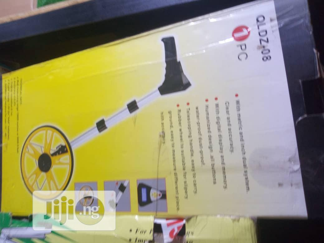 Digital Distance Measuring Wheel