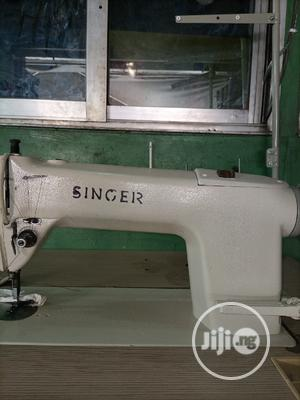 Singer Industrial Straight Sewing Machine | Home Appliances for sale in Lagos State, Mushin
