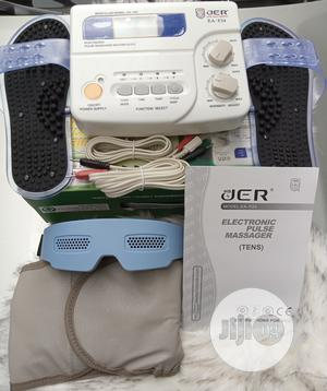 JER Electronic Pulse Massager | Medical Supplies & Equipment for sale in Lagos State, Surulere