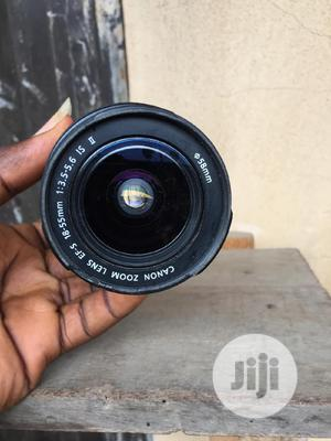 Canon 18-55mm Lens | Accessories & Supplies for Electronics for sale in Lagos State, Oshodi
