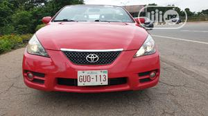 Toyota Solara 2007 Red | Cars for sale in Abuja (FCT) State, Central Business Dis