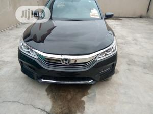 Honda Accord 2017 Black | Cars for sale in Lagos State, Surulere