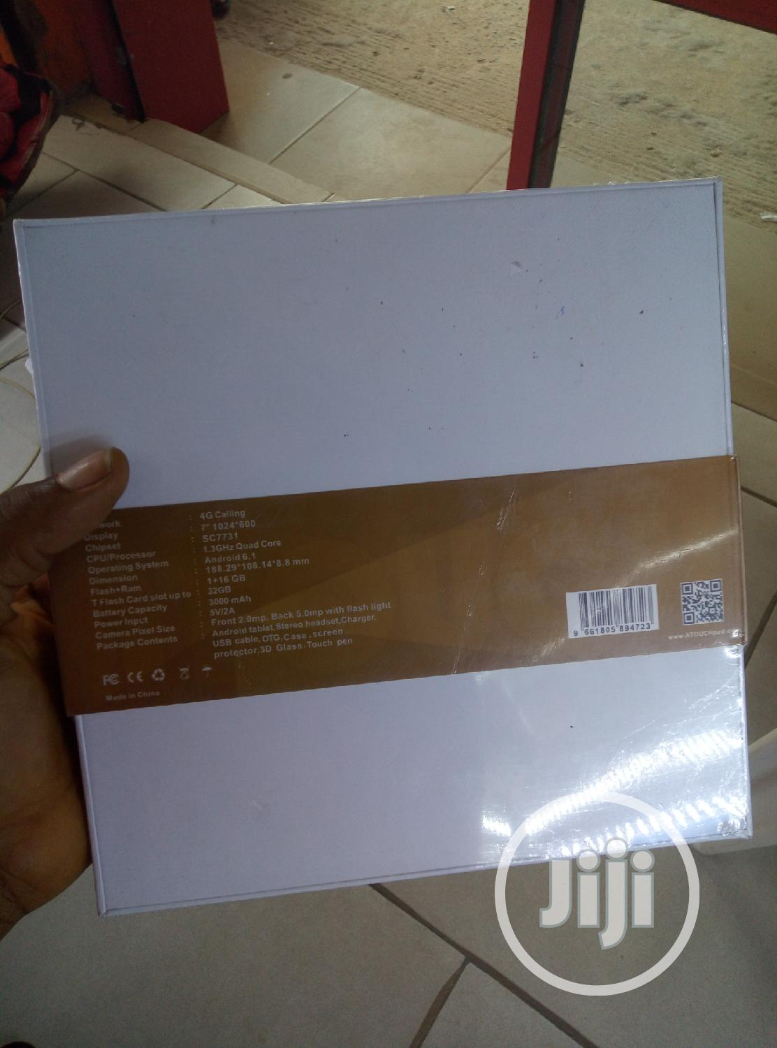 New Atouch AT7 16 GB | Tablets for sale in Ibadan, Oyo State, Nigeria