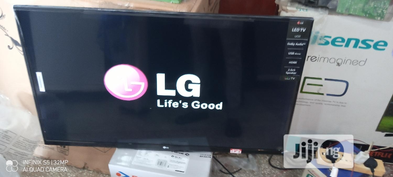 LG LED TV 43 Inches | TV & DVD Equipment for sale in Ibadan, Oyo State, Nigeria