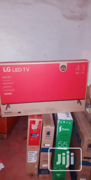 LG LED TV 43 Inches | TV & DVD Equipment for sale in Oyo State, Ibadan