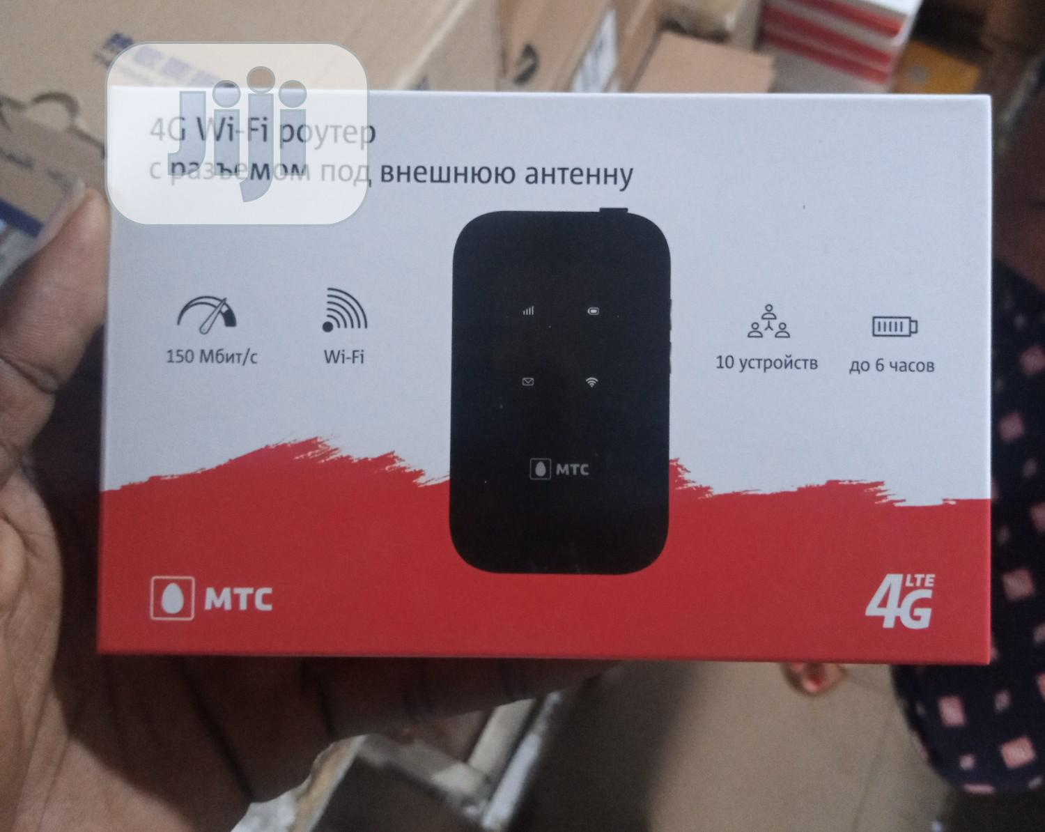 4g Wifi Modem | Networking Products for sale in Ikeja, Lagos State, Nigeria