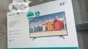 HISENSE 43 Led Tv | TV & DVD Equipment for sale in Lagos State, Ikeja