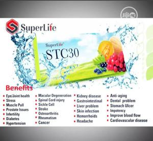 STC30 Promo Treatment For Fibroids,Diabetes,Cancer, HBP | Vitamins & Supplements for sale in Osun State, Ede