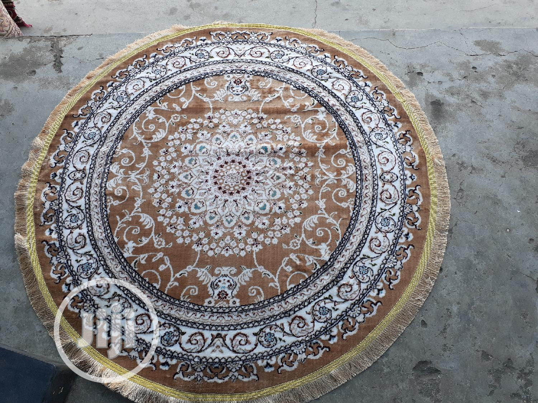 200×200cm Round Persian Arabian Center Rug
