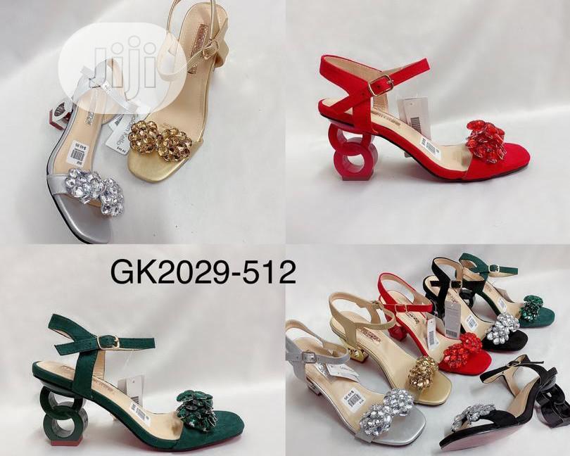 Archive: Beautiful Ladies Heeled Sandals