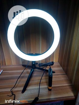 Table Ring Light 10inches | Accessories & Supplies for Electronics for sale in Lagos State, Amuwo-Odofin