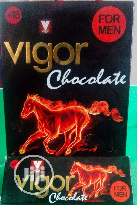Vigor Chocolate For Men