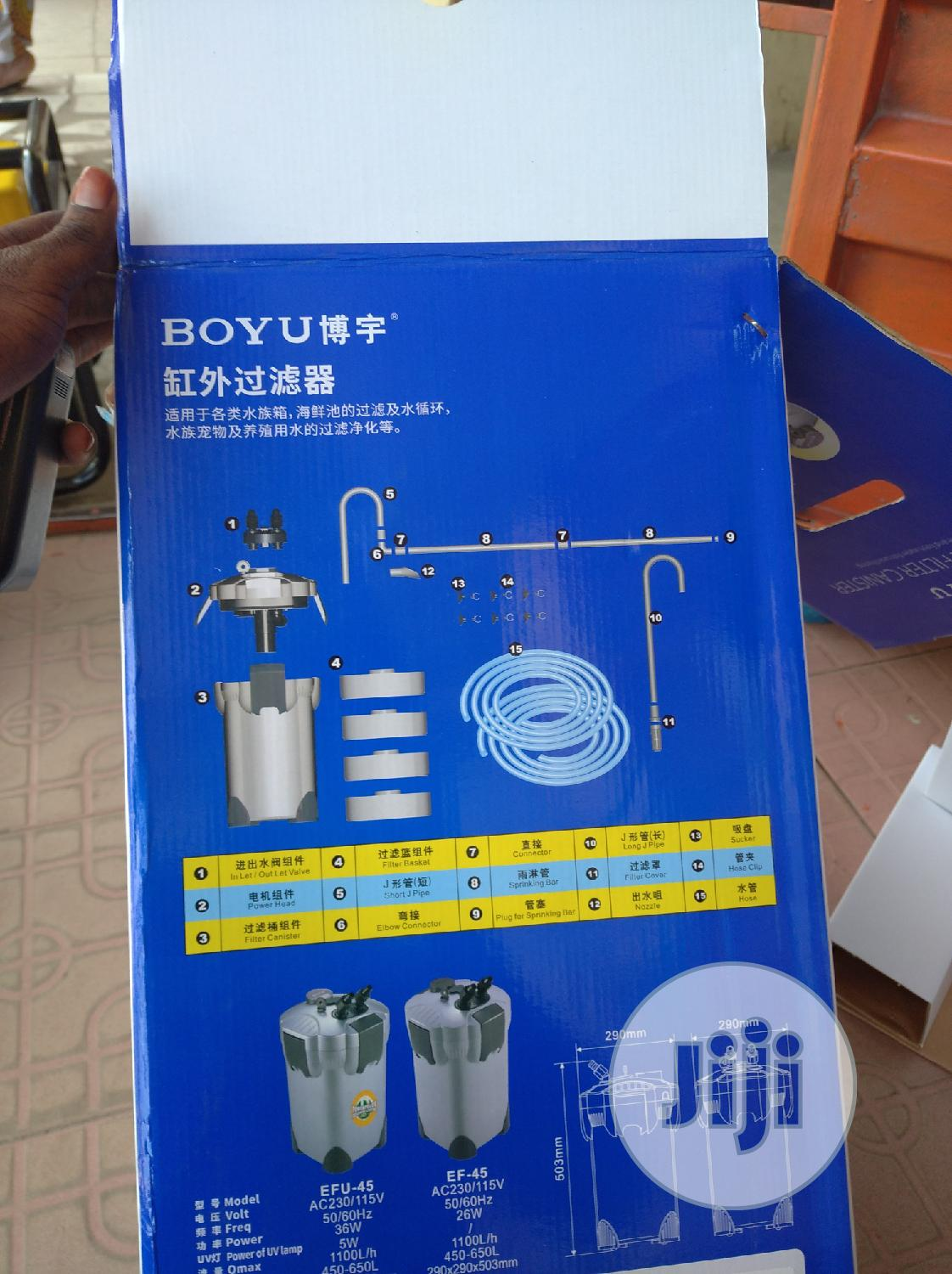 Outer Filter | Pet's Accessories for sale in Surulere, Lagos State, Nigeria