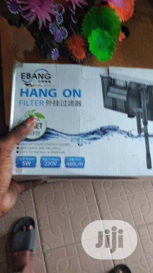 Hanging Filter | Pet's Accessories for sale in Lagos State, Surulere