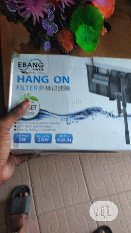 Hanging Filter