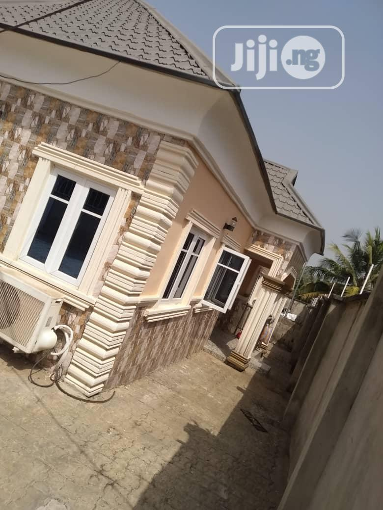 Archive: Four Bedroom Bungalow for Sale at Shagari Estate,Akure