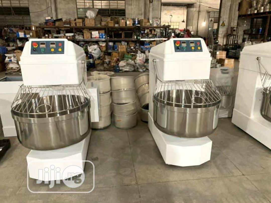 Archive: One Bag Spiral Mixer 50kg
