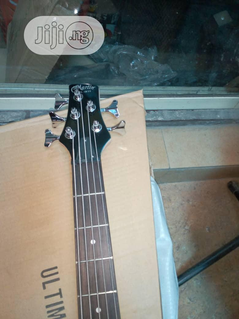 Martin Bass Guitar   Musical Instruments & Gear for sale in Ojo, Lagos State, Nigeria