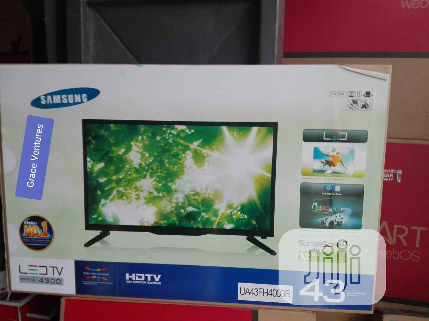 Samsung 43inches Led TV