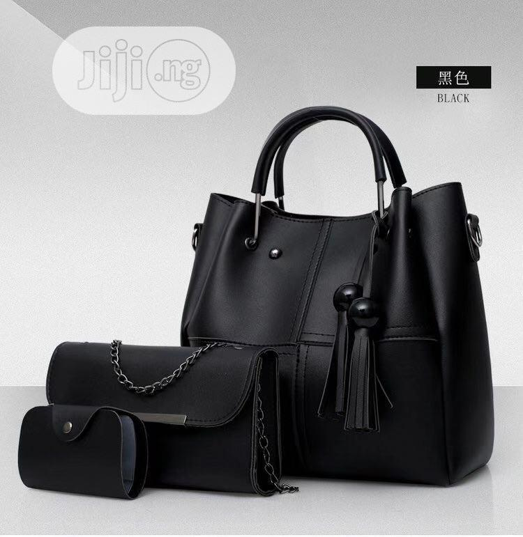 3 in 1 Ladies Handbag