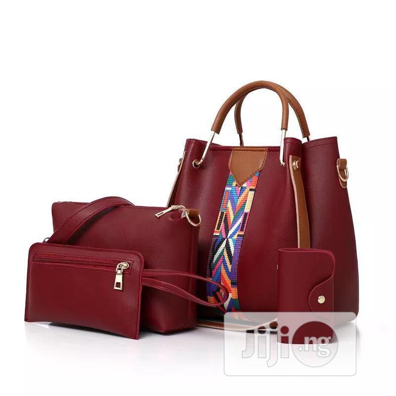 3 in 1 Ladies Handbag Set