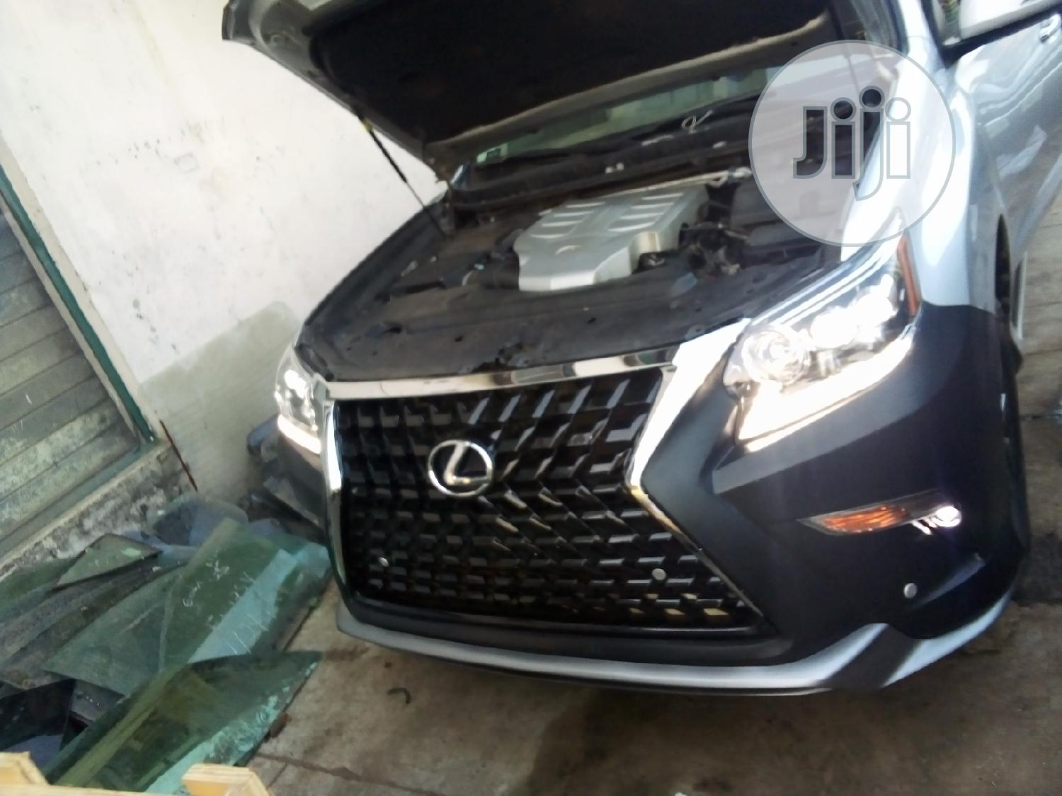 Lexus GX 460 2010 Upgrade To 2020 | Vehicle Parts & Accessories for sale in Mushin, Lagos State, Nigeria