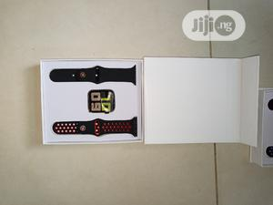 T55 Smart Watch, Heart Rate Blood Pressure Fitness Wristband | Smart Watches & Trackers for sale in Lagos State, Alimosho