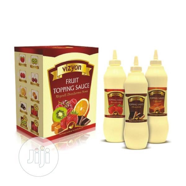 Vizyon Topping Sauce