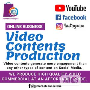 Online Business Video Content Production   Computer & IT Services for sale in Rivers State, Port-Harcourt