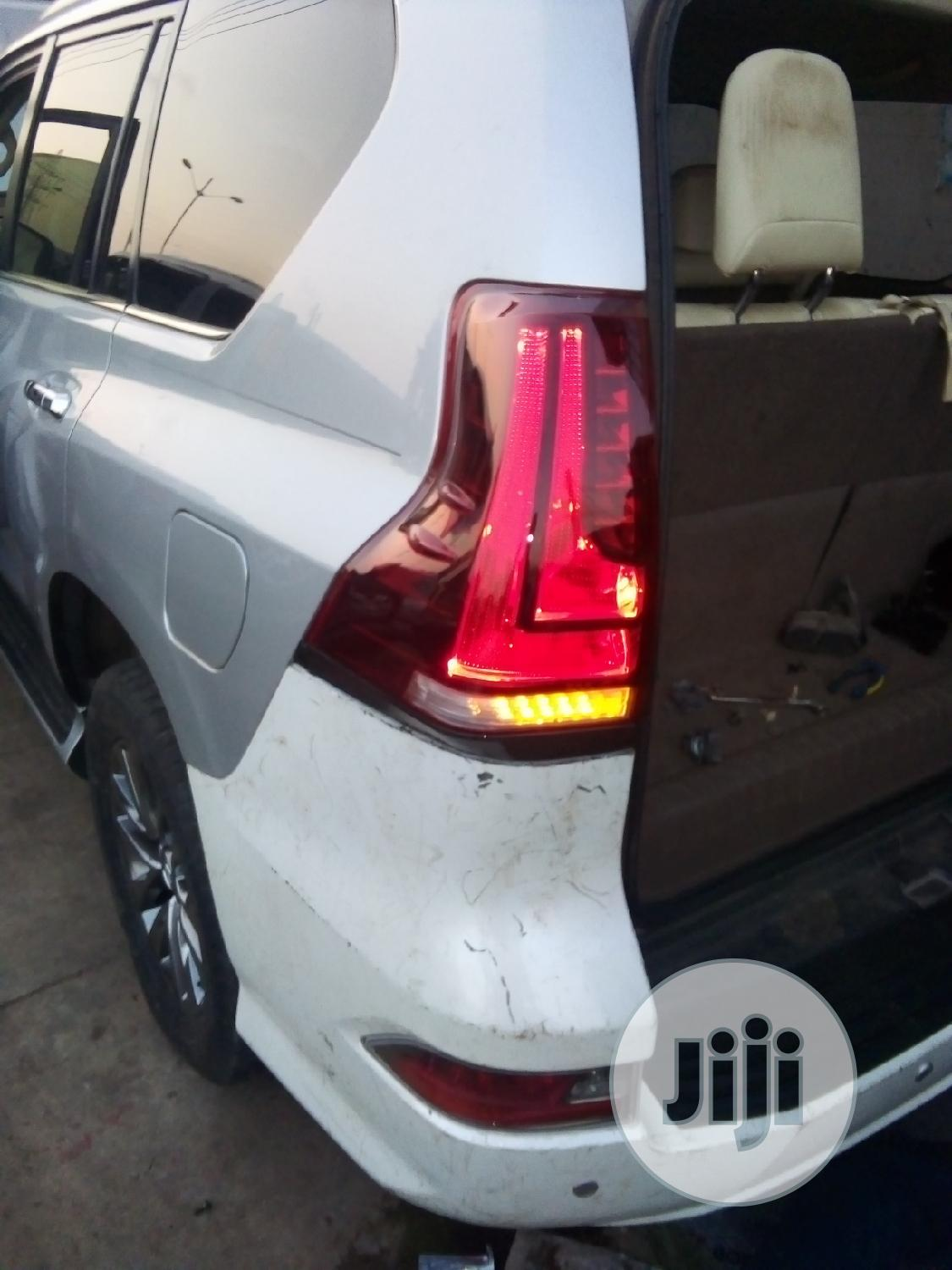 Lexus GX 460 2010 Upgrade To 2020