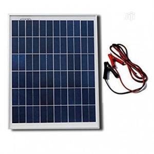 20watts 12v/15v Mono Solar Panel (For Rechargeable Fans) | Solar Energy for sale in Lagos State, Ikeja