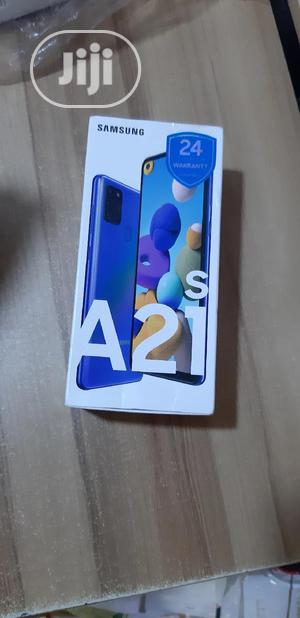 New Samsung Galaxy A21s 64 GB Black | Mobile Phones for sale in Abuja (FCT) State, Central Business Dis