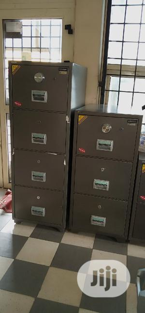 Fireproof Cabinet Safe   Safetywear & Equipment for sale in Lagos State, Yaba