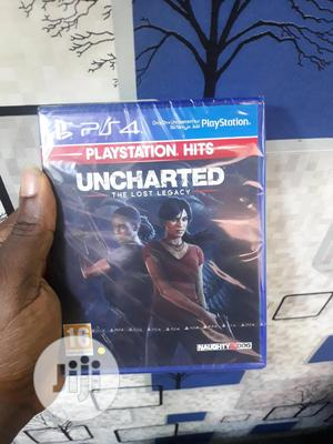 Uncharted (Lost Legacy) | Video Games for sale in Lagos State, Ikeja