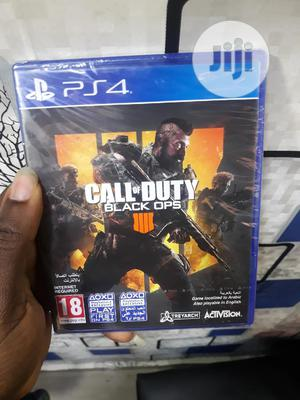 Call Of Duty (Black Ops 4)   Video Games for sale in Lagos State, Ikeja