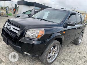 Honda Pilot 2008 Black | Cars for sale in Lagos State, Lekki