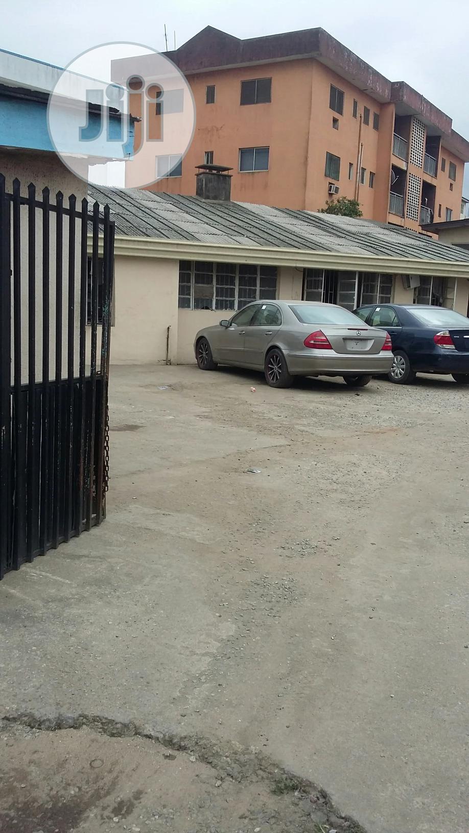 Twin Bungalow on Large Expanse of Land on Oba Akran Rd Ikeja | Land & Plots for Rent for sale in Ikeja, Lagos State, Nigeria